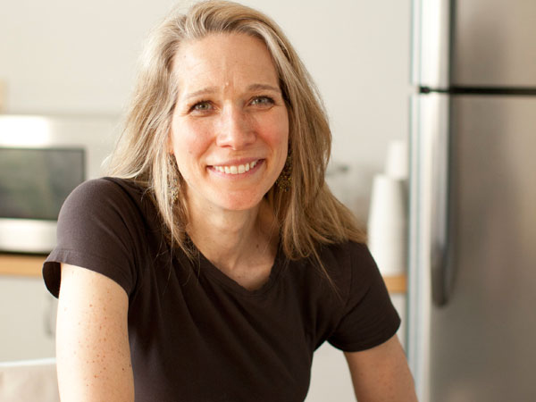 Lucinda Duncalfe, founder of Real Food Works.