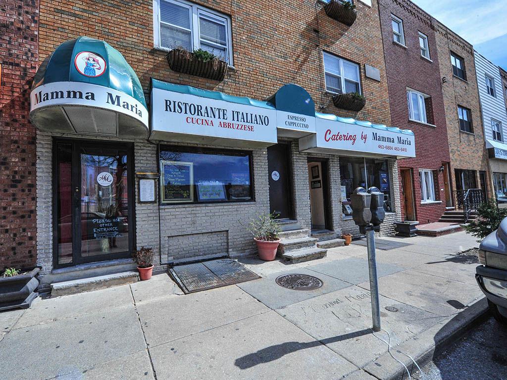 Mamma Maria Ristorante Italiano located at 1637 E. Passyunk Ave., in Philadelphia, Pa. ( Jessie Fox / Philly.com )