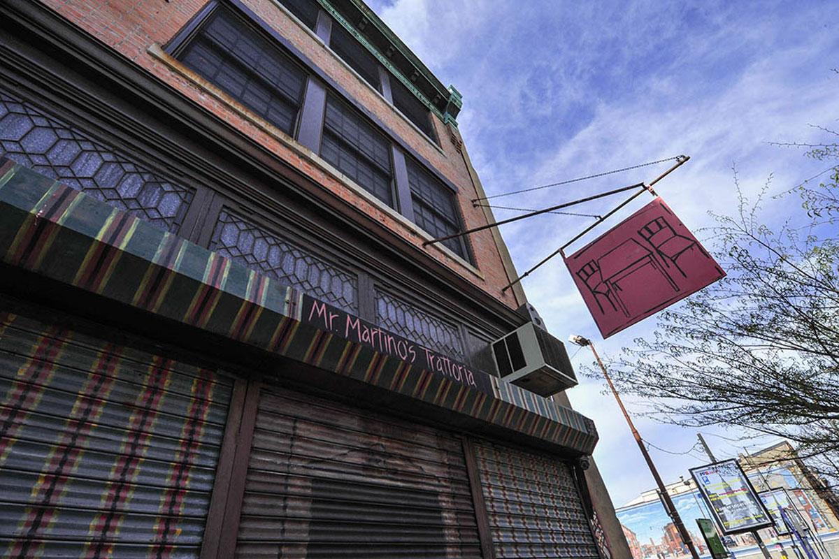 Mr. Martino's Trattoria, 1646 E. Passyunk Ave.,