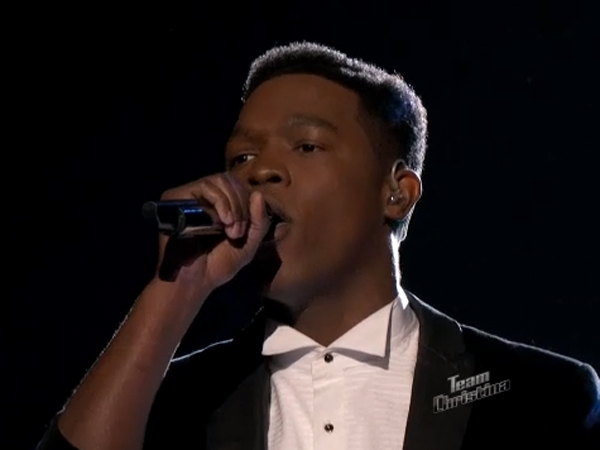 "Matthew Schuler on ""The Voice."""