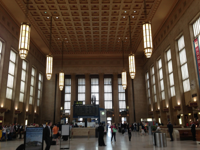 Amtrak´s 30th Street Station, June 10, 2013. (Brian X. McCrone / Staff)