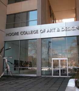 Moore College Of Art Amp Design Philly
