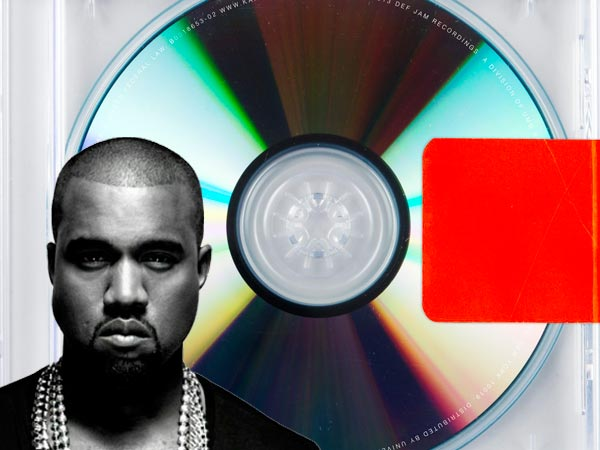 Kanye West´s ´Yeezus´ album art and packaging.