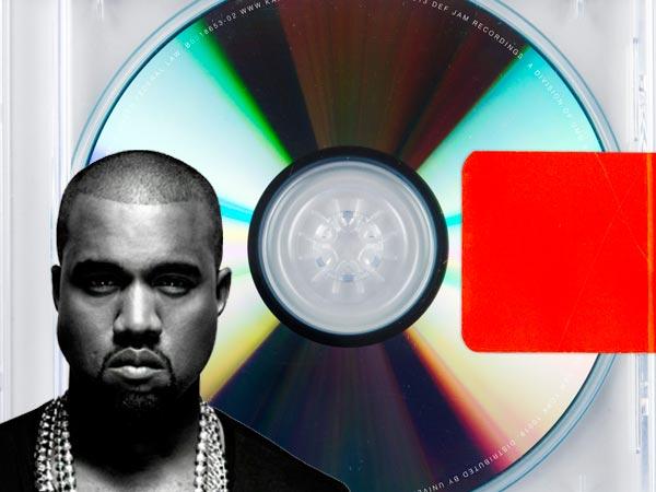 Kanye West´s ´Yeezus´ album art.