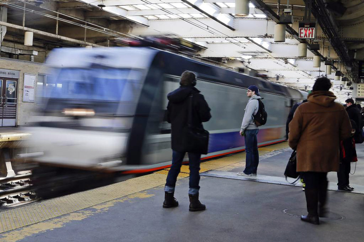 Hundreds of thousands of commuters who use New Jersey´s much-maligned public transit system every day won´t have to pay more for it, at least for the next year.