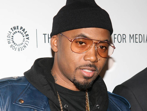 Nas attends the screening of ´The Tanning of America: One Nation Under Hip Hop´ at The Paley Center for Media.