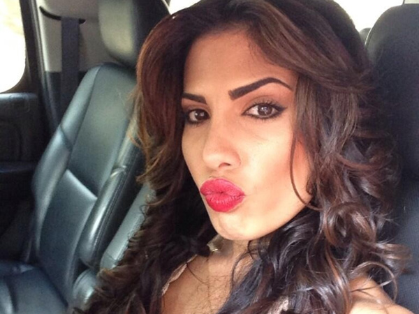 "Natalie Guercio of ""Mob Wives."""