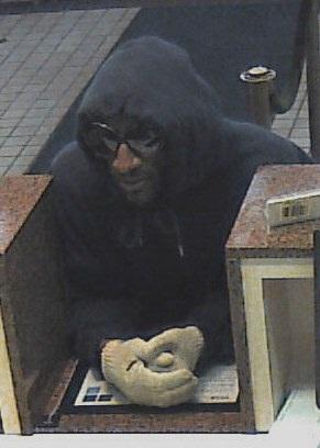 National Penn Bank robbery suspect / FBI