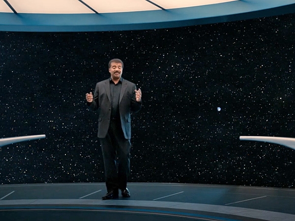 "Neil deGrasse Tyson on Fox´s ""Cosmos"""