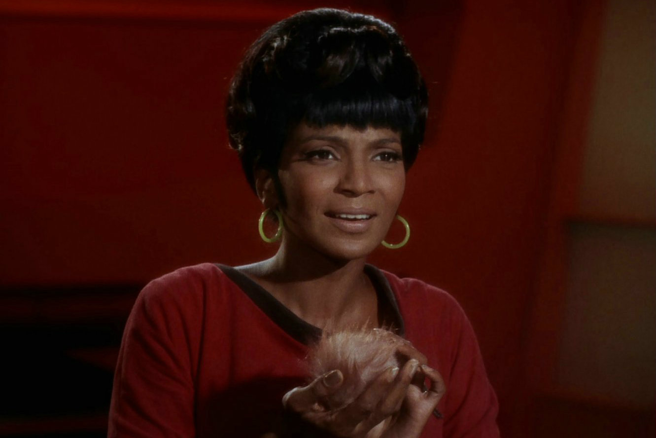 "Nichelle Nichols, seen as Lt. Uhura in the original ""Star Trek"" TV series, will be greeting fans at Wizard World Philly 2017."