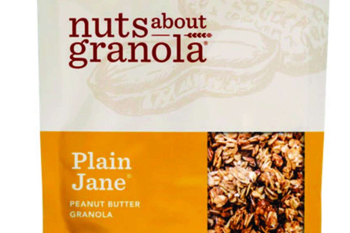 Nuts About Granola.