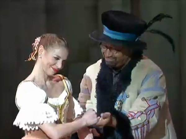 Mayor Michael Nutter made his debut with the Pennsylvania Ballet.