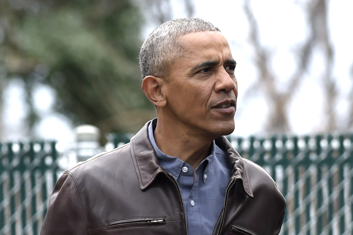 Two months out of office, Barack Obama is having a post ...