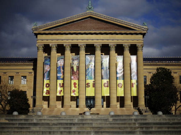 The Philadelphia Museum of Art (AP Photo/Matt Rourke)