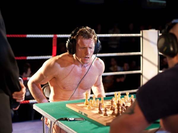 Chessboxing is officially a thing