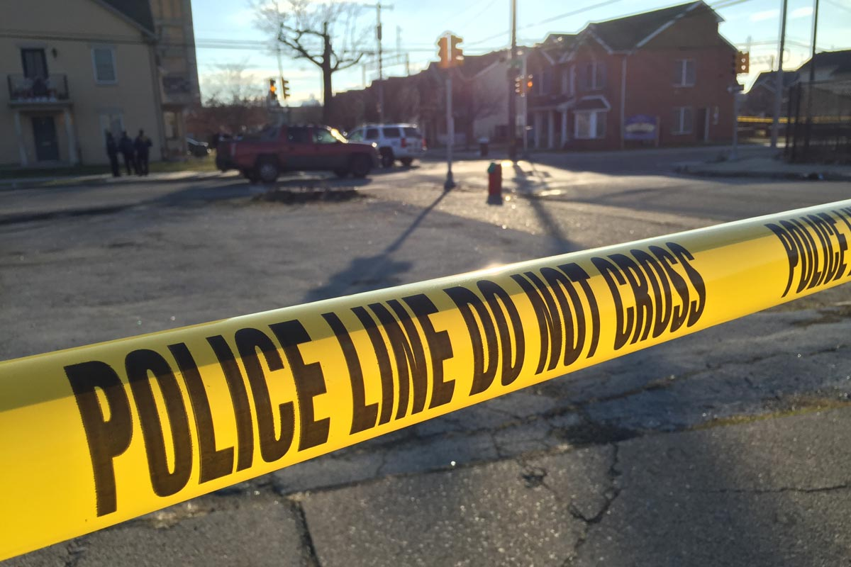 Police and medics were called Friday to the unit block of East 21st Street in Chester to respond to a shooting.