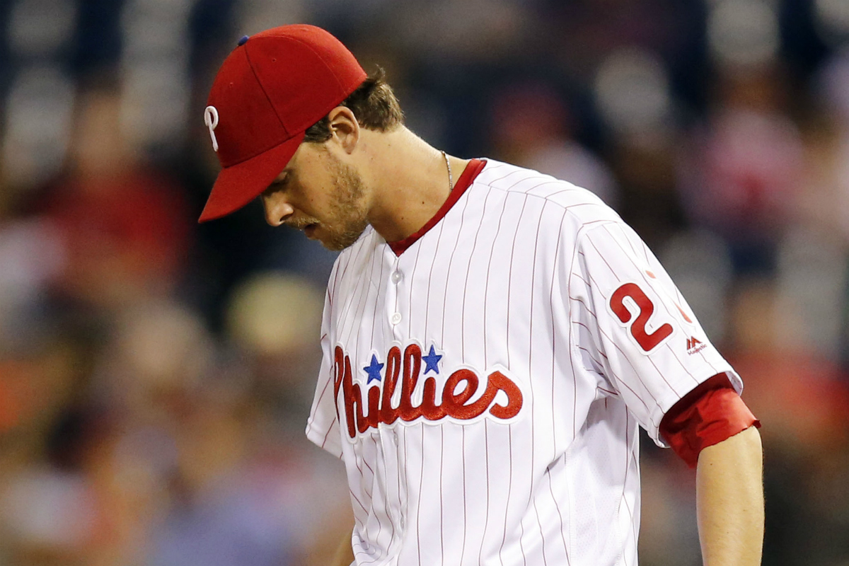 Phillies fall to Braves as Nola allows two homers