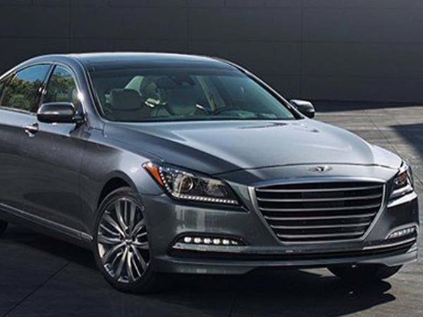 Hyundai´s all-new Genesis luxury sedan isn´t afraid to build on strong fundamentals with a more refreshing and bold look from every angle. (Hyundai/MCT)