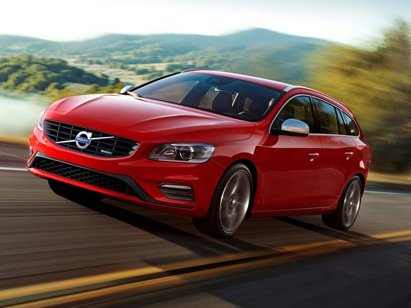The 2015 Volvo V60 T5 is a nice alternative to more pricey BMW or Audi station wagons. The model we tested sells for just over $42,000. It has a new 2.0-liter turbocharged four-cylinder engine that makes 240 horsepower and 258 pound-feet of torque. (Volvo/MCT)