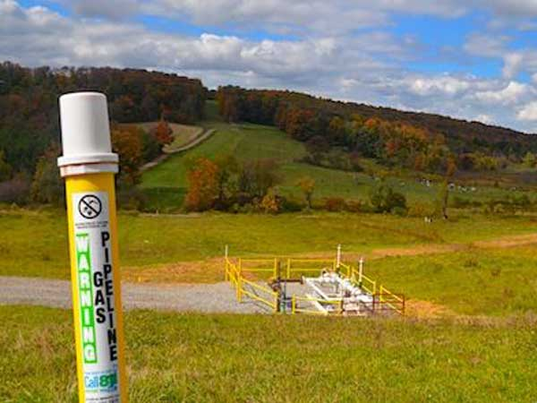 Pennsylvania, a state thick with untouched forest, has become ground zero for the nation´s fracking boom.