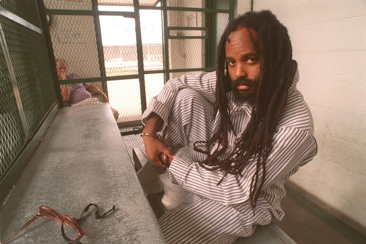 Why do so many celebrities support Mumia Abu-Jamal?
