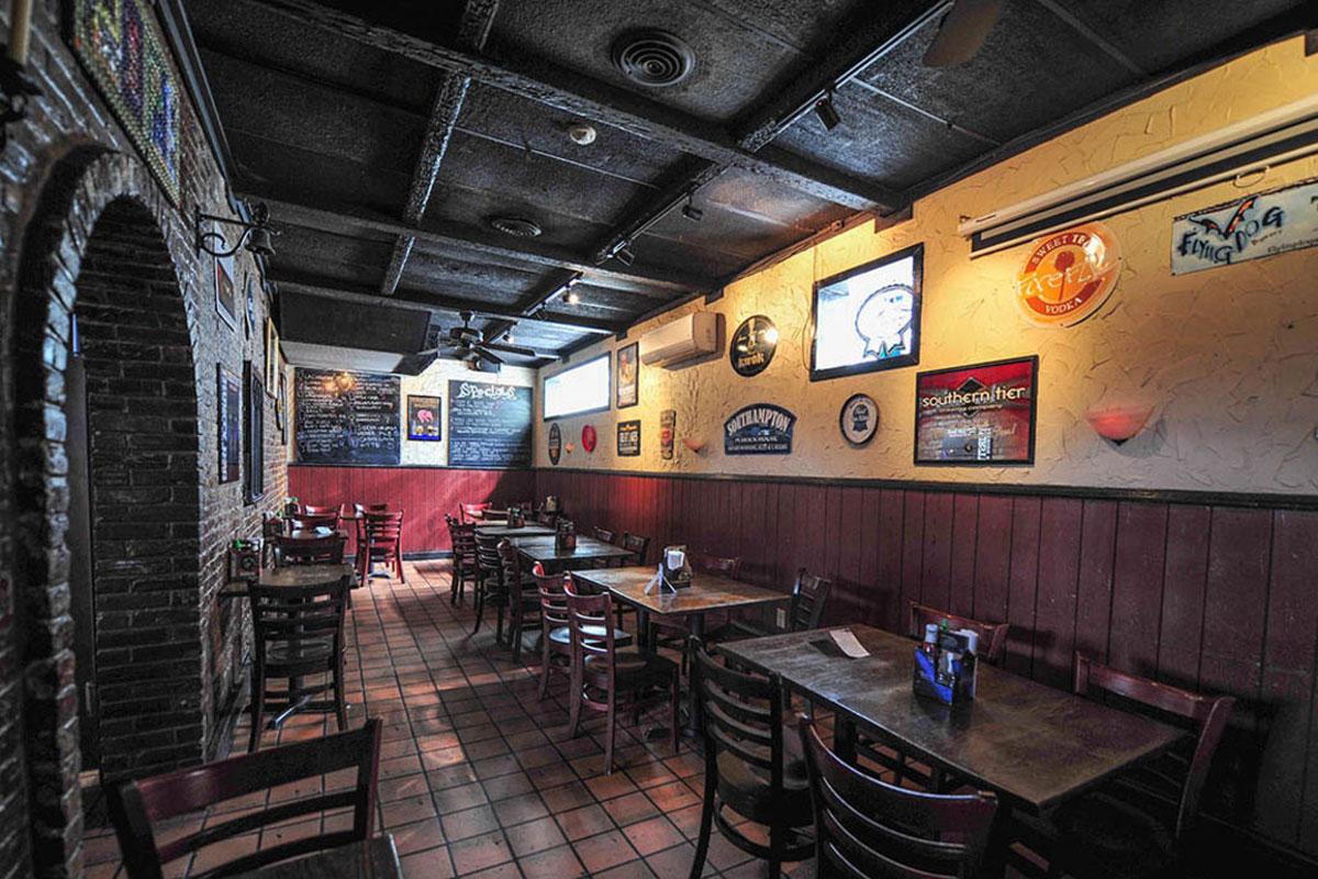 The Pub on Passyunk East (P.O.P.E), at 1501 E. Passyunk Ave.