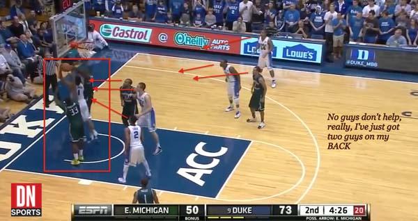 Duke vs Kansas, Parker's Dribble Moves and Versatility Jabari Parker Shooting Form