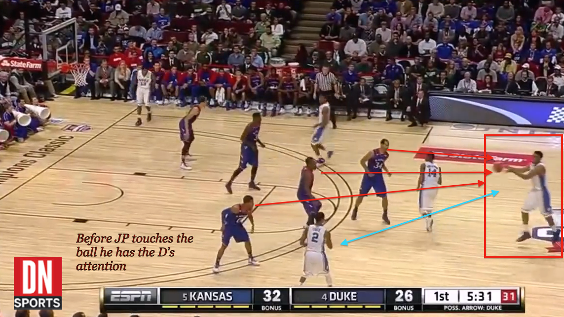 Film breakdown: Dissecting Jabari Parker's game Jabari Parker Shooting Form