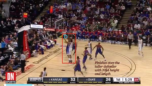 Film breakdown: Dissecting Jabari Parker's game - Philly Jabari Parker Shooting Form