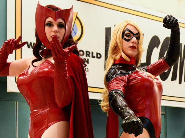 The best Wizard World Cosplay costumes.