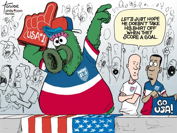 Phanatic World Cup Team USA