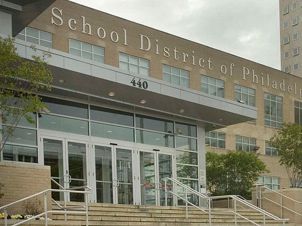 Philadelphia School District. (Bob Laramie / Staff Photographer)