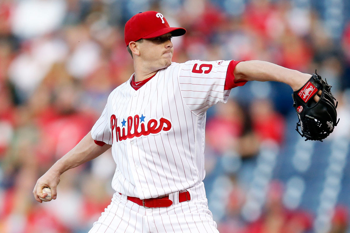 Phillies squeeze out 3-2 victory over Reds