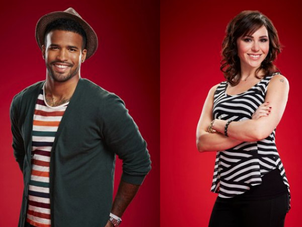 "Philly´s own Joshua Howard and Lindsay Pagano made it blind auditions through on NBC´s ""The Voice."""