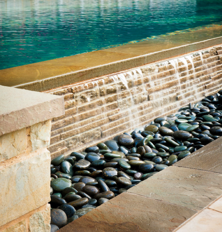 Gravel & stone types for a rockin\' landscape - Philly