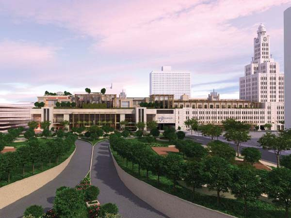 The Provence, Market8 unveil new designs for downtown projects