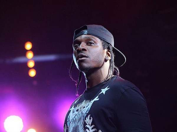 Pusha T will perform at The Blockley in Philadelphia on Thursday, October 10, 2013.