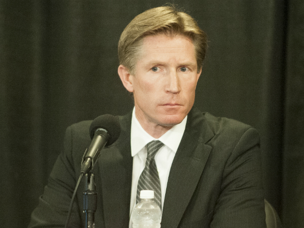 Hakstol Can Be A Great Coach - If He Gets Great Players