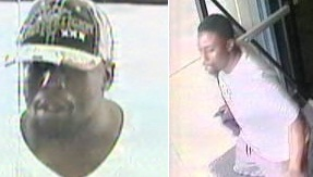 Police and the FBI are looking for a man who robbed two banks between June 6 and June 11. (Philadelphia Police photo)