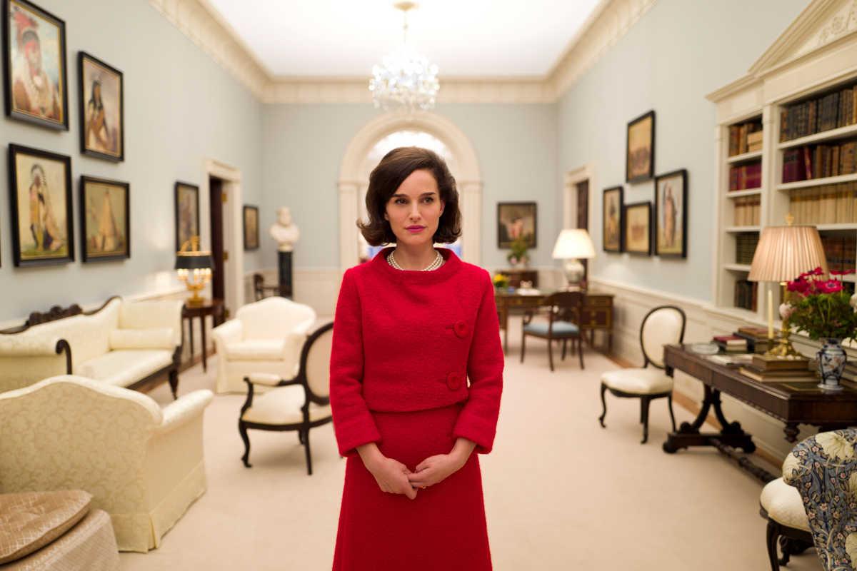 Natalie Portman as Jackie Kennedy in 'Jackie.'