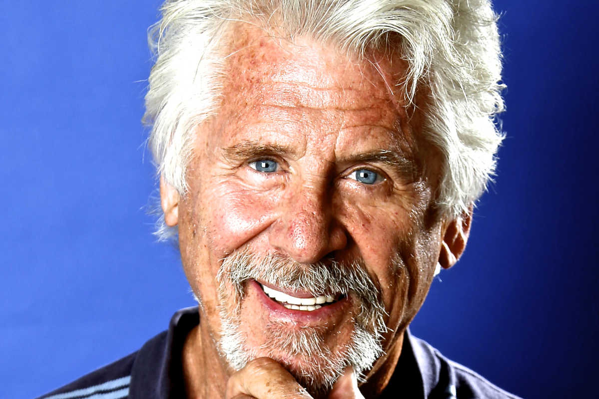 Actor Barry Bostwick was the original Danny Zucko on Broadway in Grease, and is best known as Brad in the 'Rocky Horror Picture Show.' He's introducing RHPS at the Keswick Saturday
