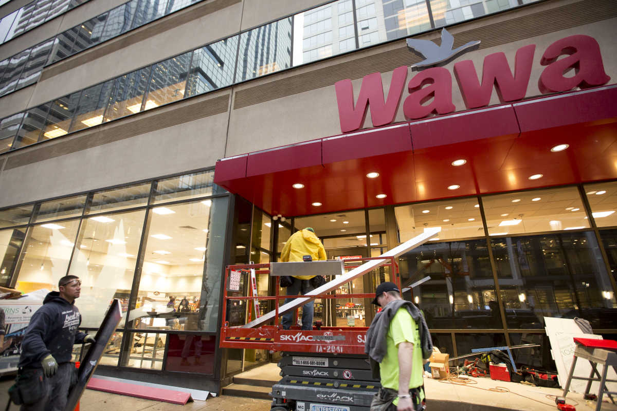 Wawa S Biggest Center City Location To Open At 19th And