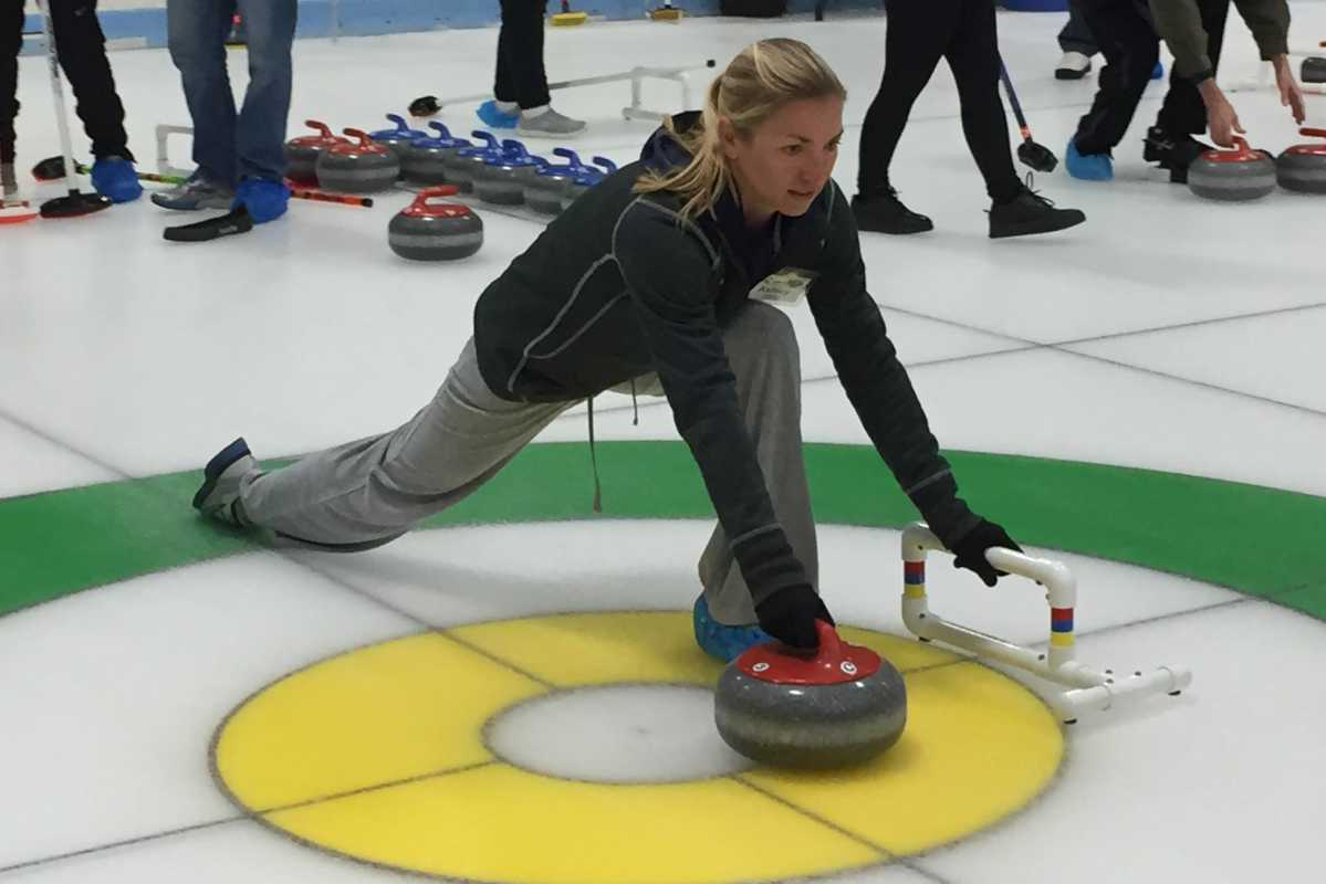 Learn how to curl at an upcoming clinic.