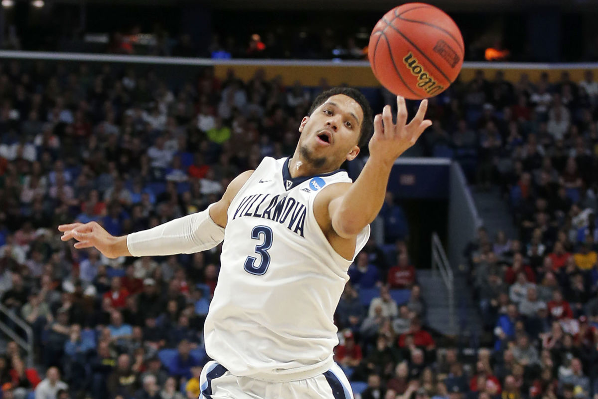 Villanova guard Josh Hart was named Big Five player of the year.