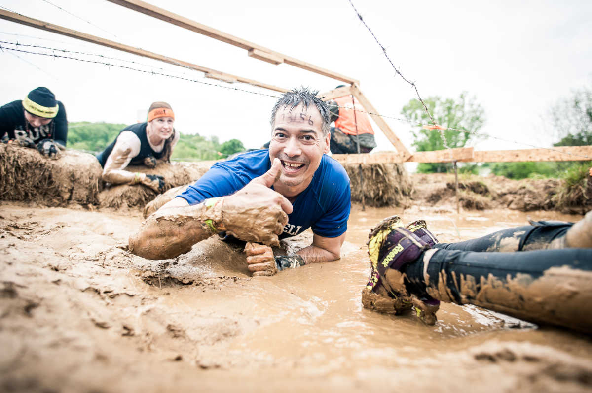 The Tough Mudder come to Philly May 20 & 21