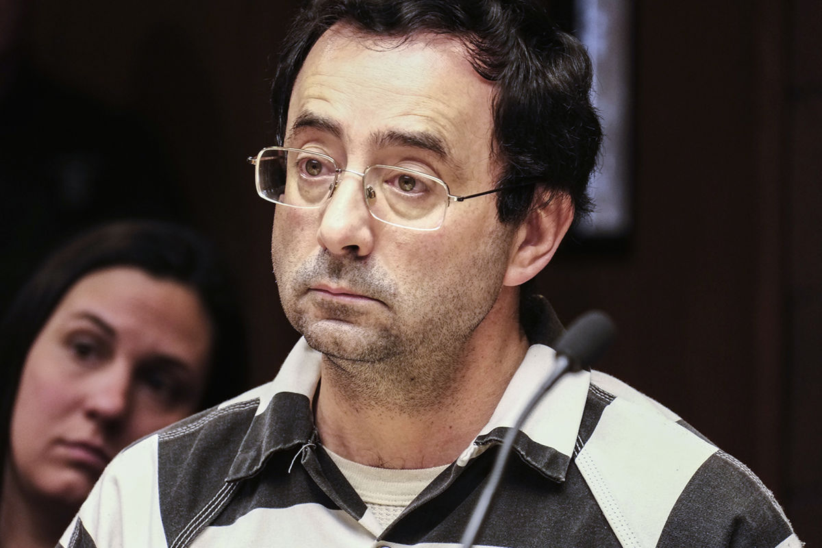 More than 80 women have alleged that Larry Nassar, former longtime USA Gymnastics team physician, sexually assaulted them during routine examinations. Nassar, who has denied the allegations, has been charged with dozens of sex crimes in Michigan.