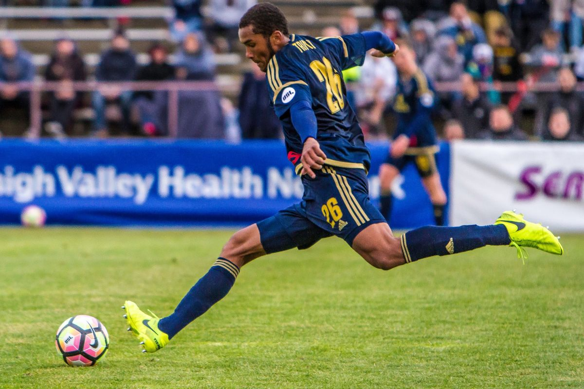 Philadelphia Union defender Auston Trusty, a product of the Major League Soccer club´s youth academy, is currently playing for Bethlehem Steel, a USL team owned by the Union.