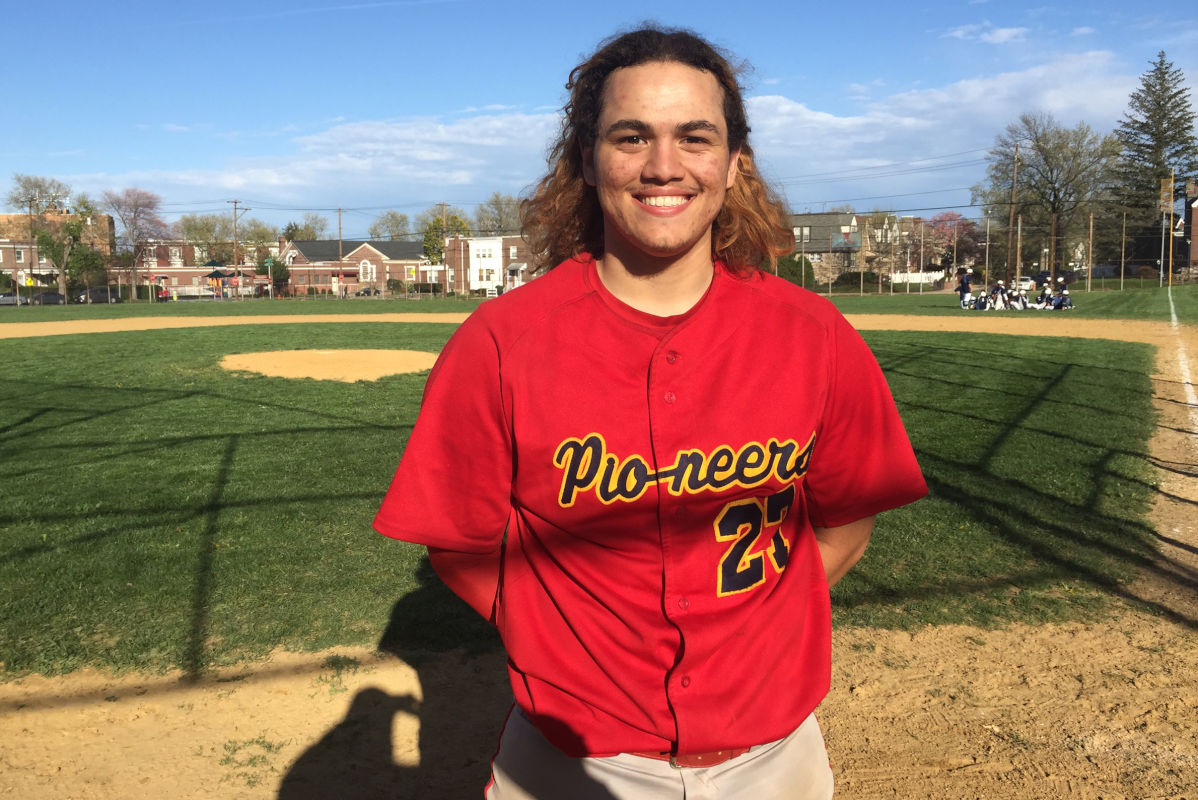 Josh Pagan is a senior catcher and captain for Frankford's baseball team.