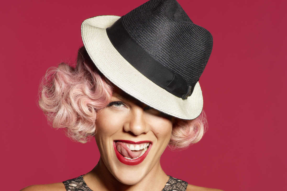 Pink is coming to Atlantic City for her only East Coast performance.