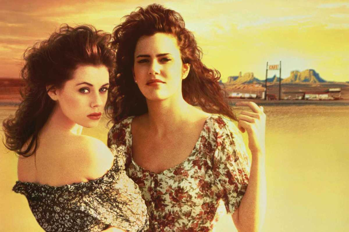 """International House newly named Lightbox Film Center will host a free screening of 1992´s """"Gas Food Lodging""""  starring Fairuza Balk (left) and Ione Skye, with director Allison Anders in attendance, on Thursday."""